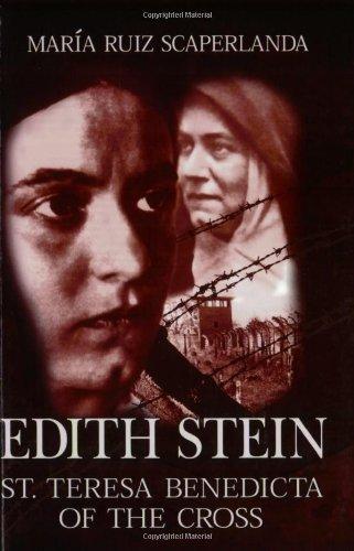 Edith Stein: St. Teresa Benedicta of the Cross
