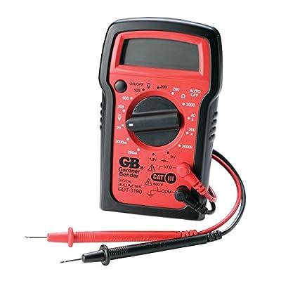 Gardner Bender GDT-311 Digital Multimeter