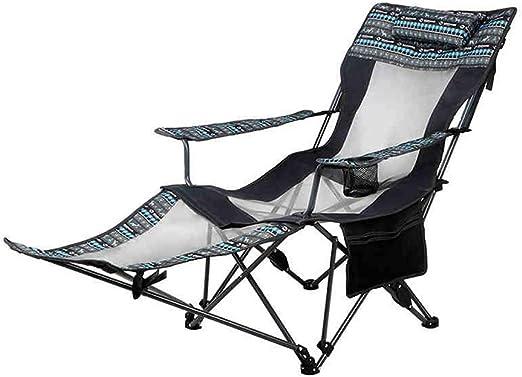 HPLL Silla de Camping Plegable Silla Plegable Para Acampar ...