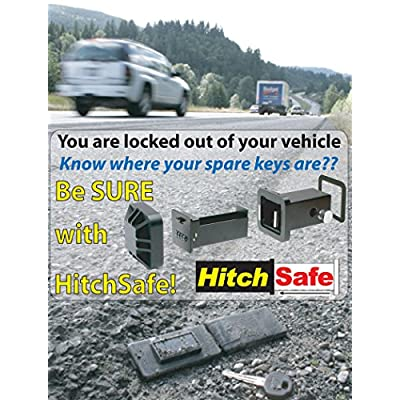 HitchSafe HS7000T  Key Vault: Automotive