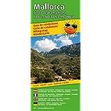 Mallorca - Serra de Tramuntana Norte/Nord/North/Nord: Wanderkarte/Hiking Map mit Mountainbike-Touren, wetterfest, reissfest, abwischbar, GPS-genau. 1:25000 (Wanderkarte/WK)