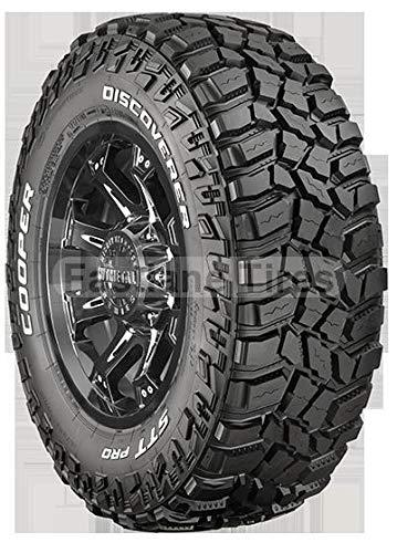 Cooper 90000023654 Discoverer STT Pro All-Terrain Radial Tire - LT305/55R20 121/118Q