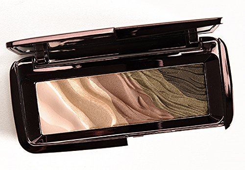 Hourglass Modernist Eyeshadow Palette # COLOR : Color Field (Olive) - warm ivory, champagne gold, taupe brown, golden olive, forest (Modernist Modernist Collection)