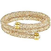 Swarovski Crystaldust Bangle Double