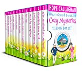 #6: Cozy Mysteries 12 Book Box Set: Garden Girls & Cruise Ship Cozy Mystery Series