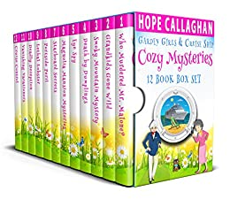 Cozy Mysteries 12 Book Box Set: Garden Girls & Cruise Ship Cozy Mystery Series by [Callaghan, Hope]