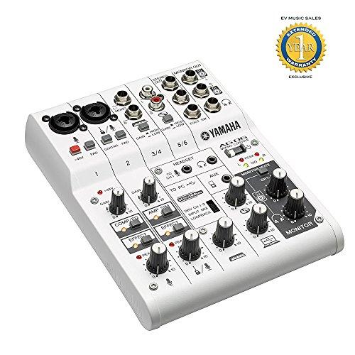 yamaha ag06 mixer - 3