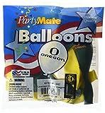 Pioneer Balloon Company 10 Count University of Oregon Latex Balloon, 11'', Multicolor