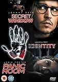 Secret Window Identity Panic Room [DVD]