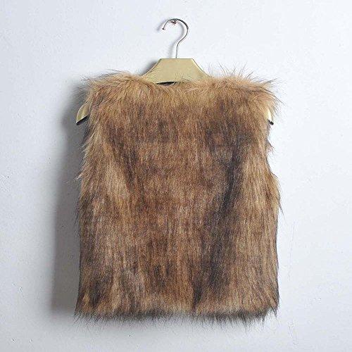Manteaux Covermason Gilet sans Lady manches v Femmes manteau Vest TrT75qx
