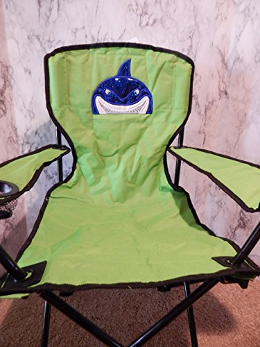 Personalized Shark Folding Chair (CHILD SIZE)