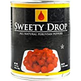 Sweety Drop Miniature Peppers - 28 oz Tin (28 ounce)