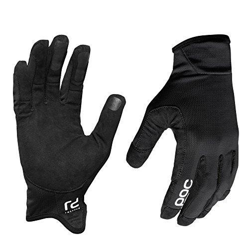 POC - Raceday DH Glove, Mountain Biking Gloves, Uranium Black, M