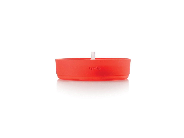 colore L/éku/é 0200226R10M017 Rosso Ciotola per Pop Corn
