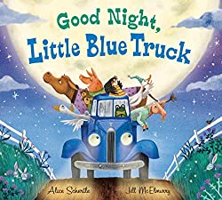 Beep! Beep! Beep! It's time for sleep.Say goodnight with Little Blue Truck and friends--a perfect bedtimeread-aloud in this bestselling series!  A storm is brewing and Little Blue Truck and his good friendToadare hurrying home for bed. But who...