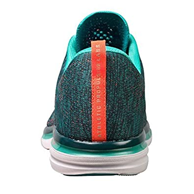 Athletic Propulsion Labs Techloom Pro Deep Teal/Magma: Amazon.co.uk: Shoes  & Bags