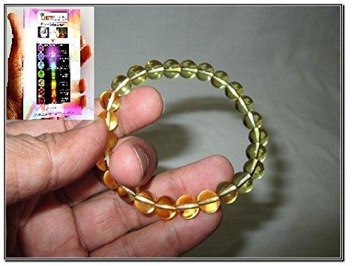 Citrine Stretch Bracelet Natural Spiritual