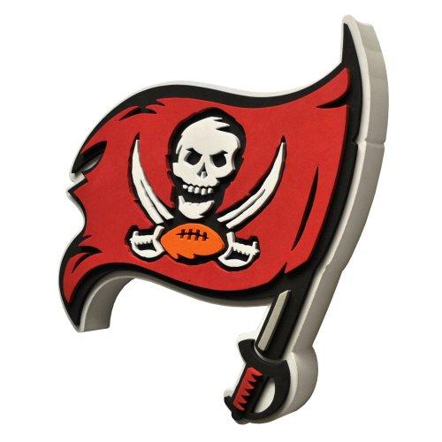 NFL Tampa Bay Buccaneers 3D Foam Logo