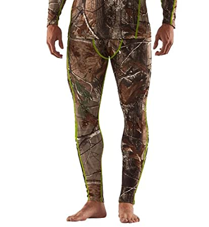 eebf0d8e9ad7a Under Armour Men's ColdGear Evo Scent Control Leggings MD x One Size  REALTREE AP-XTRA