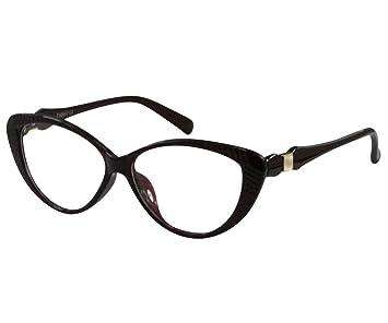 611e27928c EyeBuyExpress Women Reading Glasses Reader Cheaters Black Large Cat Eyes  Anti Glare