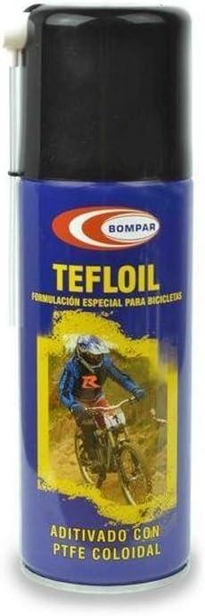 BOMPAR SPR111 Aceitera, Unisex Adulto, Azul, 400 ml