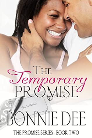 book cover of The Temporary Promise