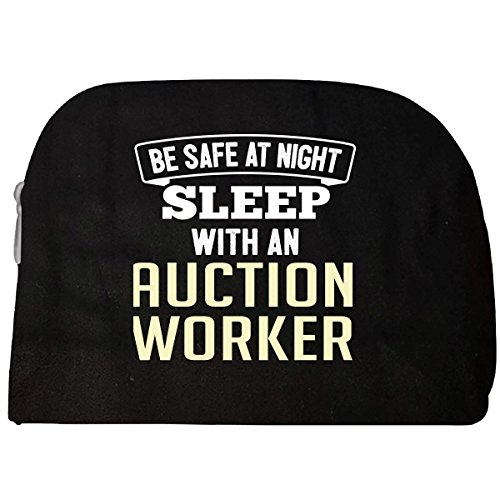 Be Safe Sleep With An Auction Worker - Cosmetic Case
