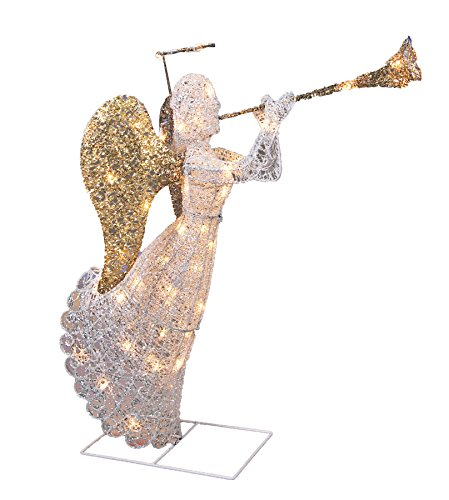 Rockefeller Angel Decor 36 In Christmas Prop Village Contest Show Decor (Costume Contest Halloween 2017)