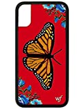 Wildflower Limited Edition iPhone Case for iPhone X and XS (Butterfly)