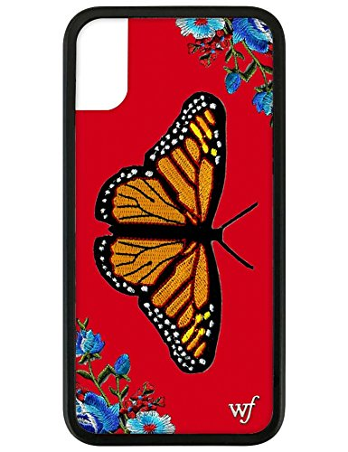 - Wildflower Limited Edition iPhone Case for iPhone X and XS (Butterfly)