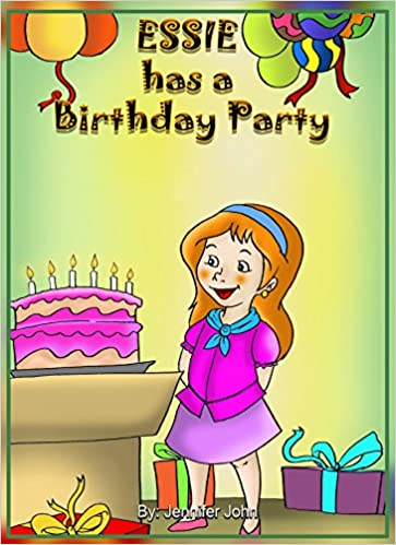 Essie Has A Birthday Party