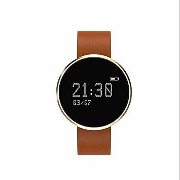 Bluetooth Connecté Bracelet OLED Montre sport Meilleur Fitness smart Bracelet,Moniteur de Fréquence cardiaque,