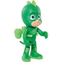 PJ MASKS Deluxe Talking-Gekko Figure Toy, Green