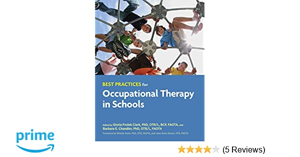 Best practices for occupational therapy in schools 9781569003442 best practices for occupational therapy in schools 9781569003442 medicine health science books amazon fandeluxe Images