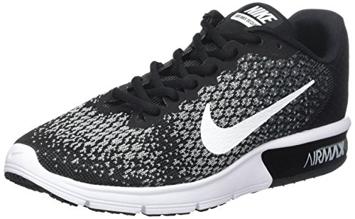 BLACK Running Shoes DARK GREY Ladies Sequent Max WHITE White Air Black wItq0Sz