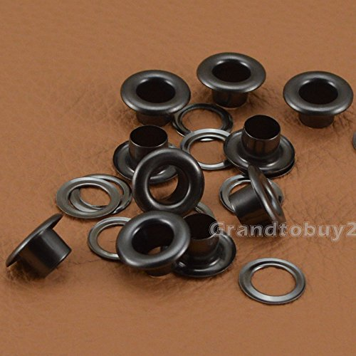 4mm eyelets and washers - 2
