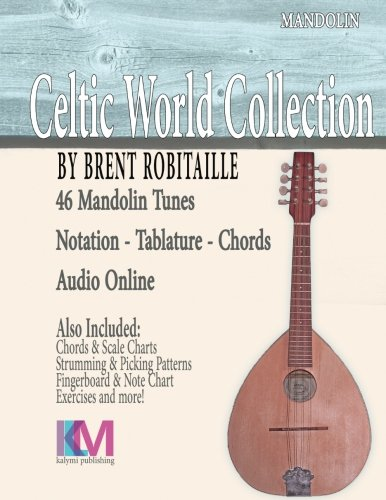 Celtic World Collection - Mandolin: Celtic World Collection Series ()