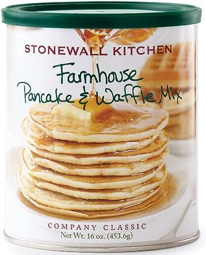 Baking Mixes: Stonewall Kitchen Farmhouse Pancake & Waffle Mix