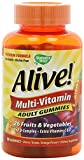 Nature's Way Alive Adult Multi-Vitamin Gummies 90 Gummies (pack of 2) Review