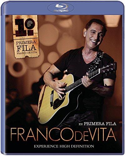 Price comparison product image Franco de Vita en Primera Fila [Blu-ray]