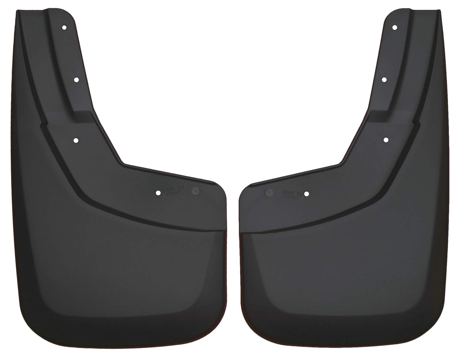 Husky Liners Front Mud Guards Fits 08-12 Escape w//o Integrated Side Step