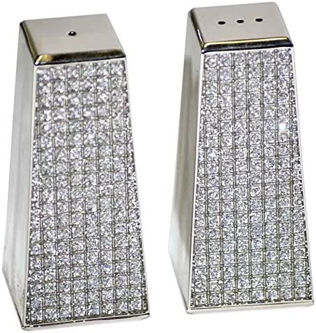 Aulica Duo Sel Et Poivre Luxe Strass