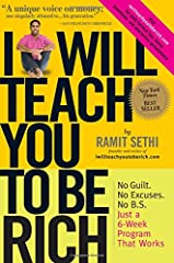 At last, for a generation that's materially ambitious yet financially clueless comes I Will Teach You To Be Rich, Ramit Sethi's 6-week personal finance program for 20-to-35-year-olds. A completely practical approach delivered with a nonjudgme...
