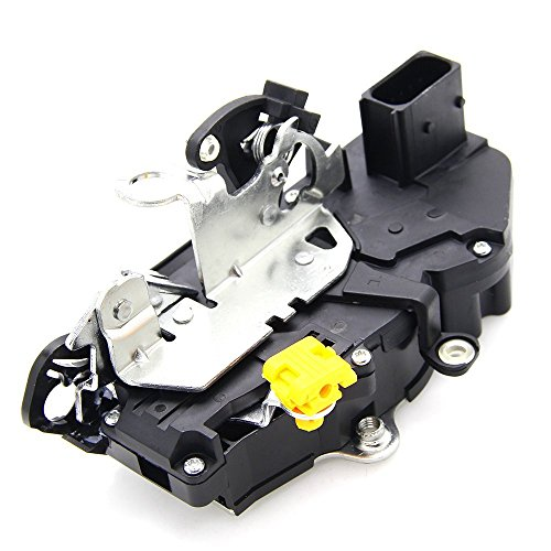931-303 Door Lock Latch Actuator Motor Assembly Front Left Driver Side for 2007-2009 Cadillac Escalade Chevrolet Avalanche Silverado Suburban Tahoe GMC Sierra Yukon 15880052 15889954 20783846