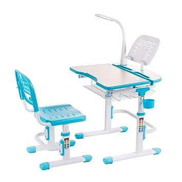 Juegos de mesas y sillas Mesa de estudio para niños con silla ...