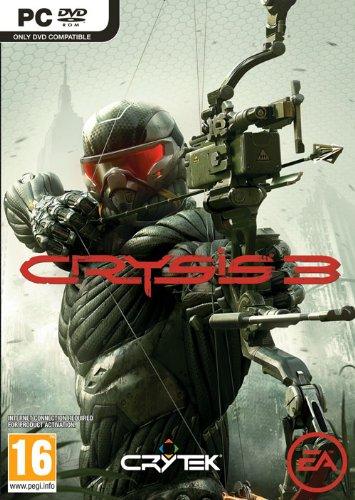 Crysis 3 pc dvd-ის სურათის შედეგი