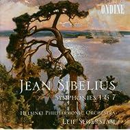 Sibelius:  Symphonies 1 & 7 Helsinki Phil./Segerstam