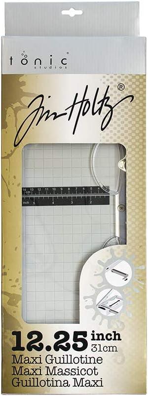 "31cm Maxi Guillotine 1980E Tonic Studios Tim Holtz 12.25/"""