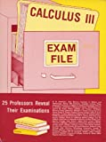 Calculus Three Exam File, , 0910554633