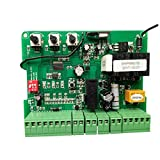 TOPENS PCB Print Circuit Control Board for A5 A5S A8 Swing Gate Opener